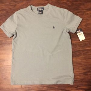 NWT Polo by Ralph Lauren Boys Top Size 7/3T